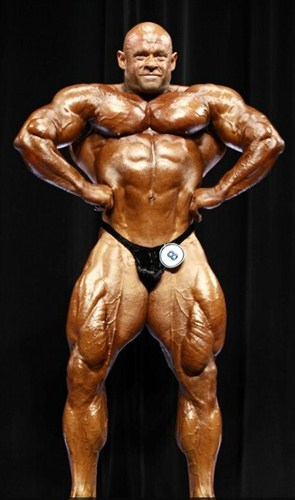 Branch Warren Mr Olympia 2012